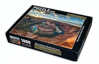Horseshoe Bend Arizona 1000 piece puzzle