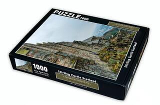 Stirling Castle, Scotland 1000 Piece Puzzle