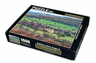 Sudeley Castle, England 1000 Piece Puzzle
