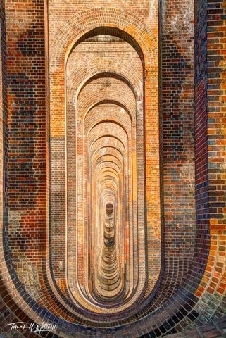 limited edition, museum grade, fine art, prints, photograph, award winning, epson international panoramic awards, ouse valley, viaduct, sussex, england, balcombe, london, bridge, abstract