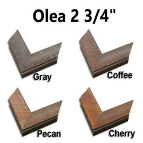 STUDIO OLEA 2-3/4 INCH 1:3 RATIO