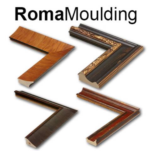 Roma Italian 1:2 Ratio Frames