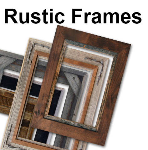 Rustic Frames 1:3 Ratio