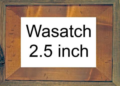 Wasatch 2.5 Inch