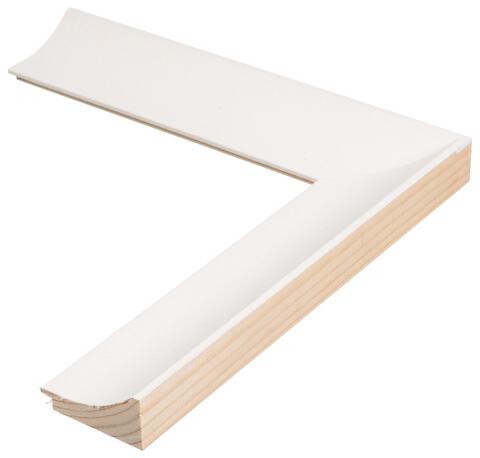 White Liner-2-1/2 Inch