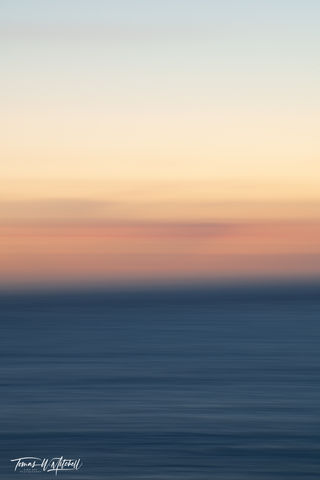 limited edition, fine art, prints, photograph, sunset, big sur, california, abstract,  pink, ocean, monterey county
