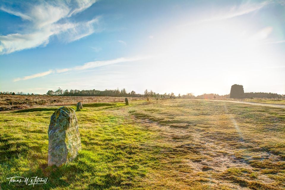 limited edition, fine art, prints, scotland, culloden moor, scottish, jacobites, highlands, battlefield, photographing, cairn, headstones, duncan forbes, scots