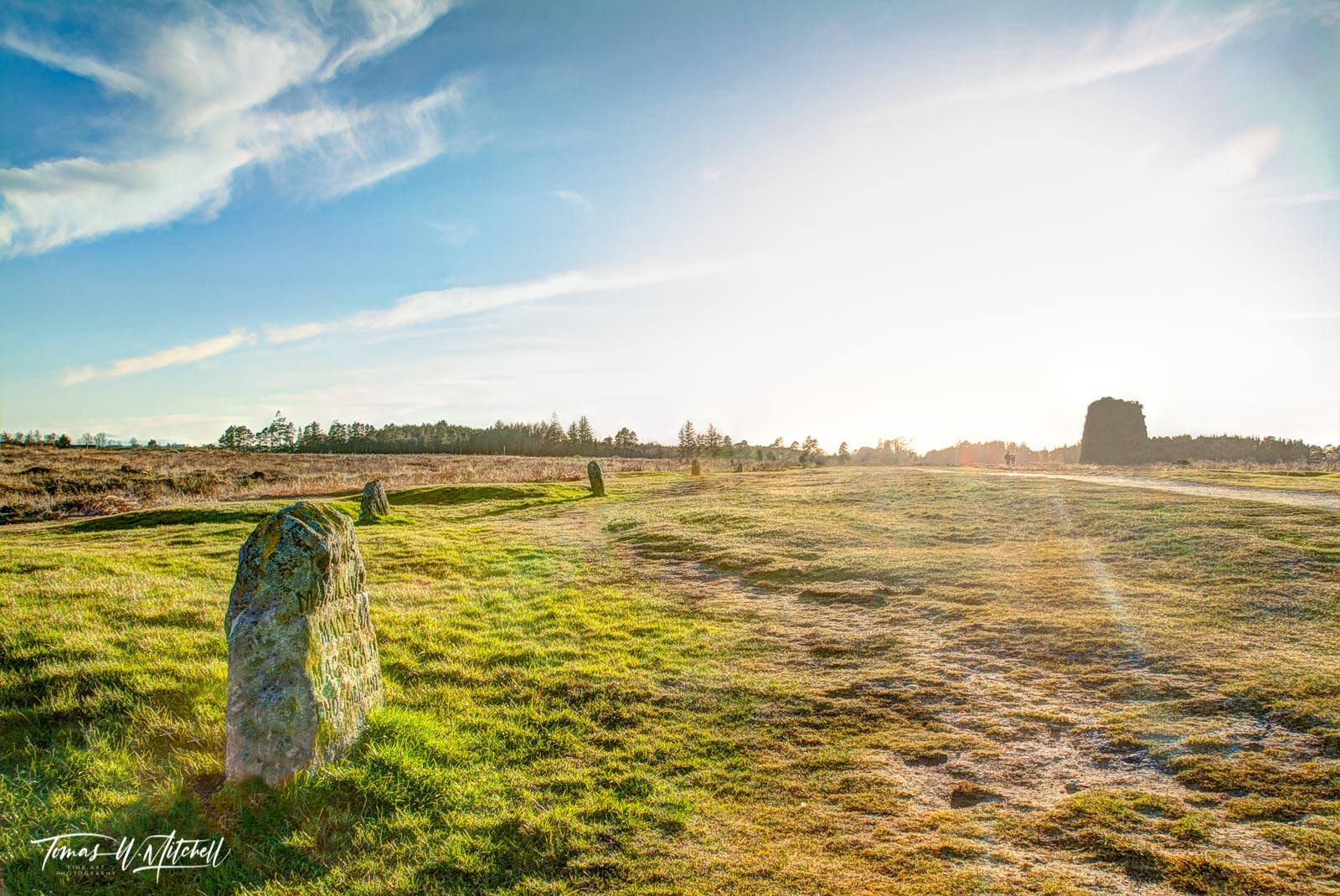limited edition, fine art, prints, scotland, culloden moor, scottish, jacobites, highlands, battlefield, photographing, cairn, headstones, duncan forbes, scots, photo