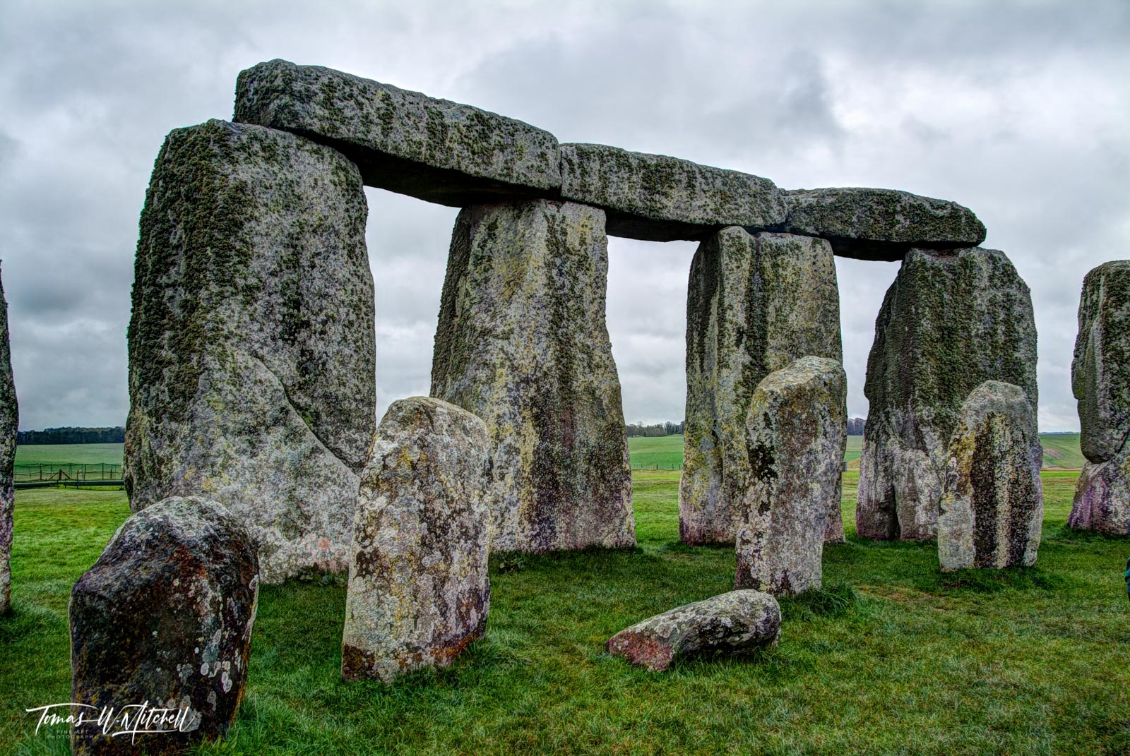 Limited Edition of 50 Museum Grade, Fine Art Prints. If you visit the Salisbury Plain, you cannot miss experiencing Stonehenge...