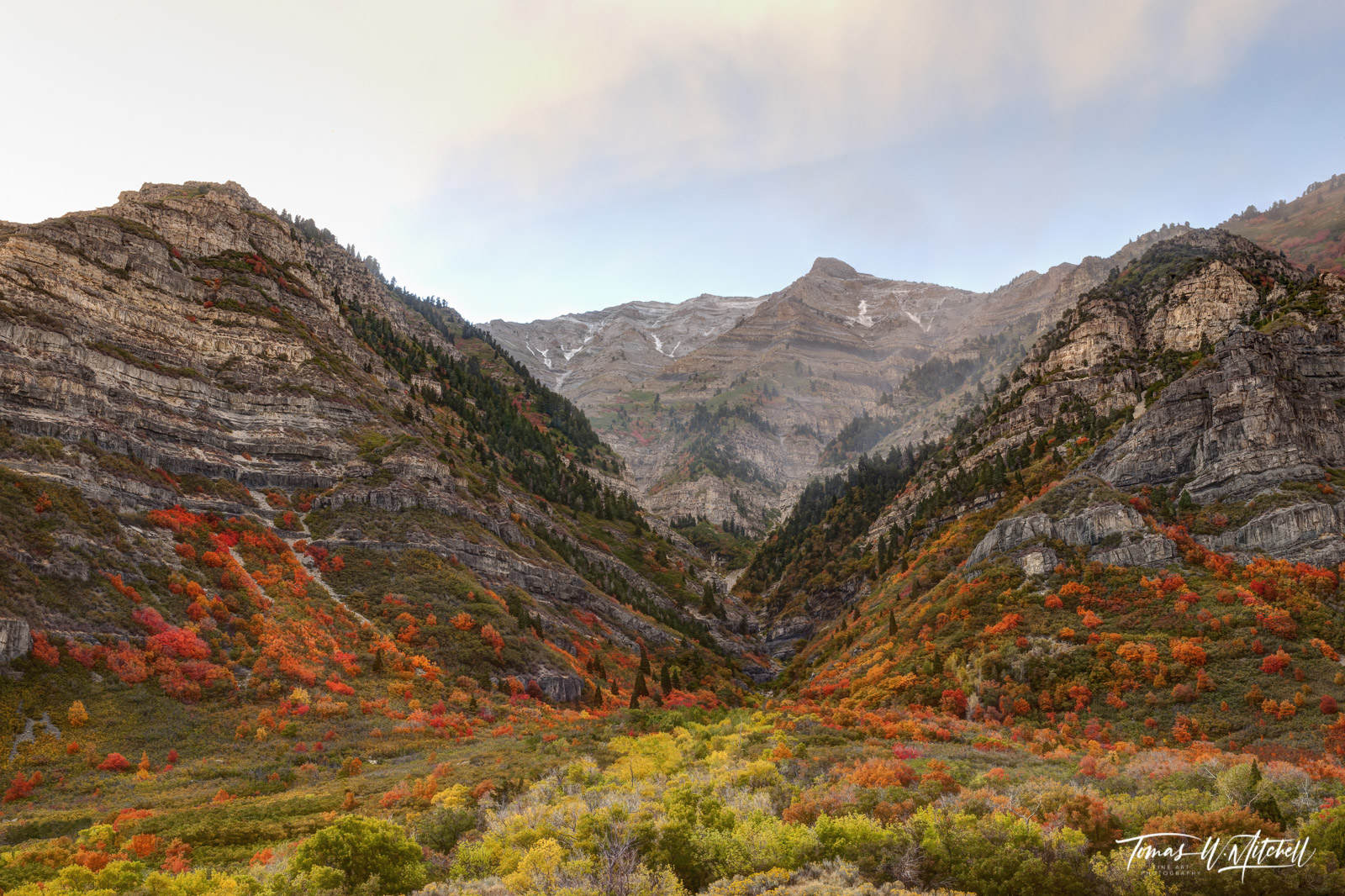 Limited Edition of 50 Museum Grade, Fine Art Prints. Mount Timpanogos has many facets, sometimes I like finding those that aren...