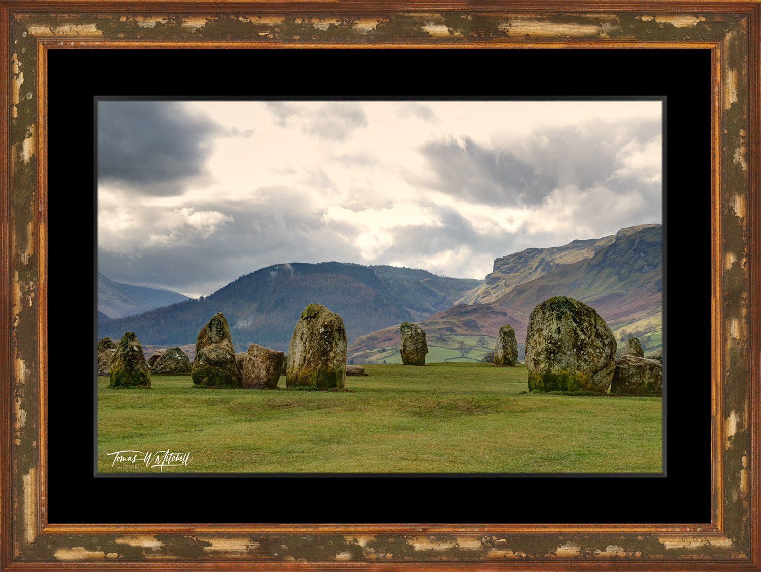 Limited Edition Artist's Choice Framed Print- Ready to Hang print preview