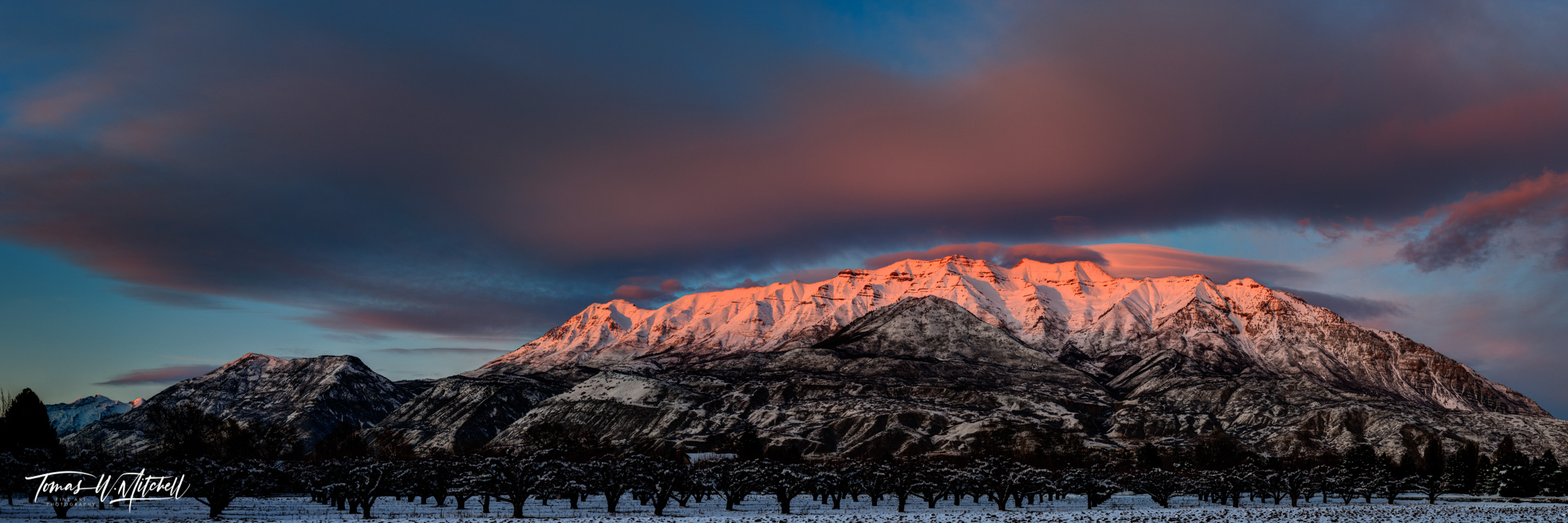 Limited Edition of 100 Museum Grade, Fine Art Prints. I grew up in Provo, Utah and Mount Timpanogos or just Timp as locals call...