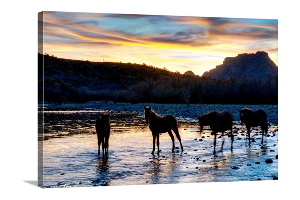 Limited Edition Gallery-Wrapped Canvas Print - Ready to Hang print preview